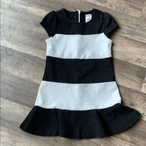 Gymboree girls striped dress